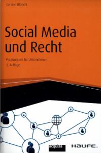 Buch Social Media & Recht